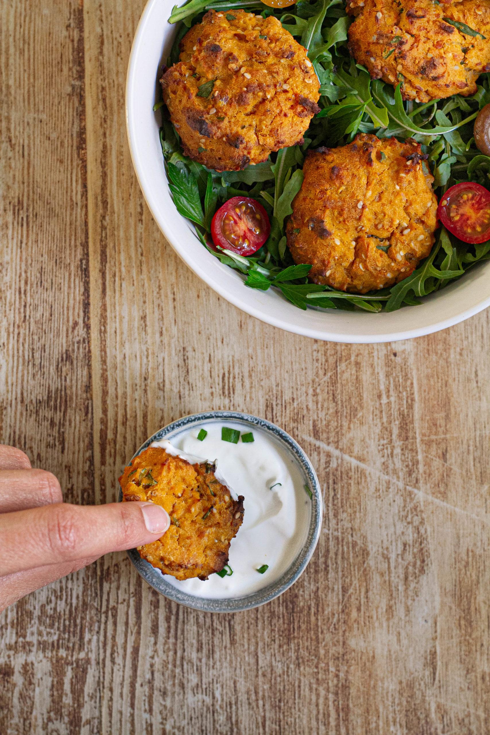 Falafel_photo_culinaire_recette_sauce_yaourt
